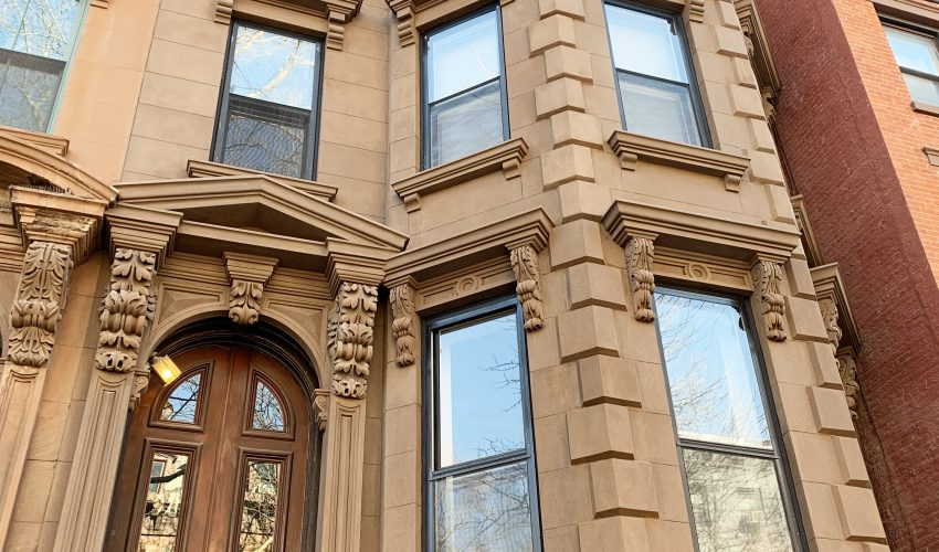 Brownstone Restoration on Brooklyn