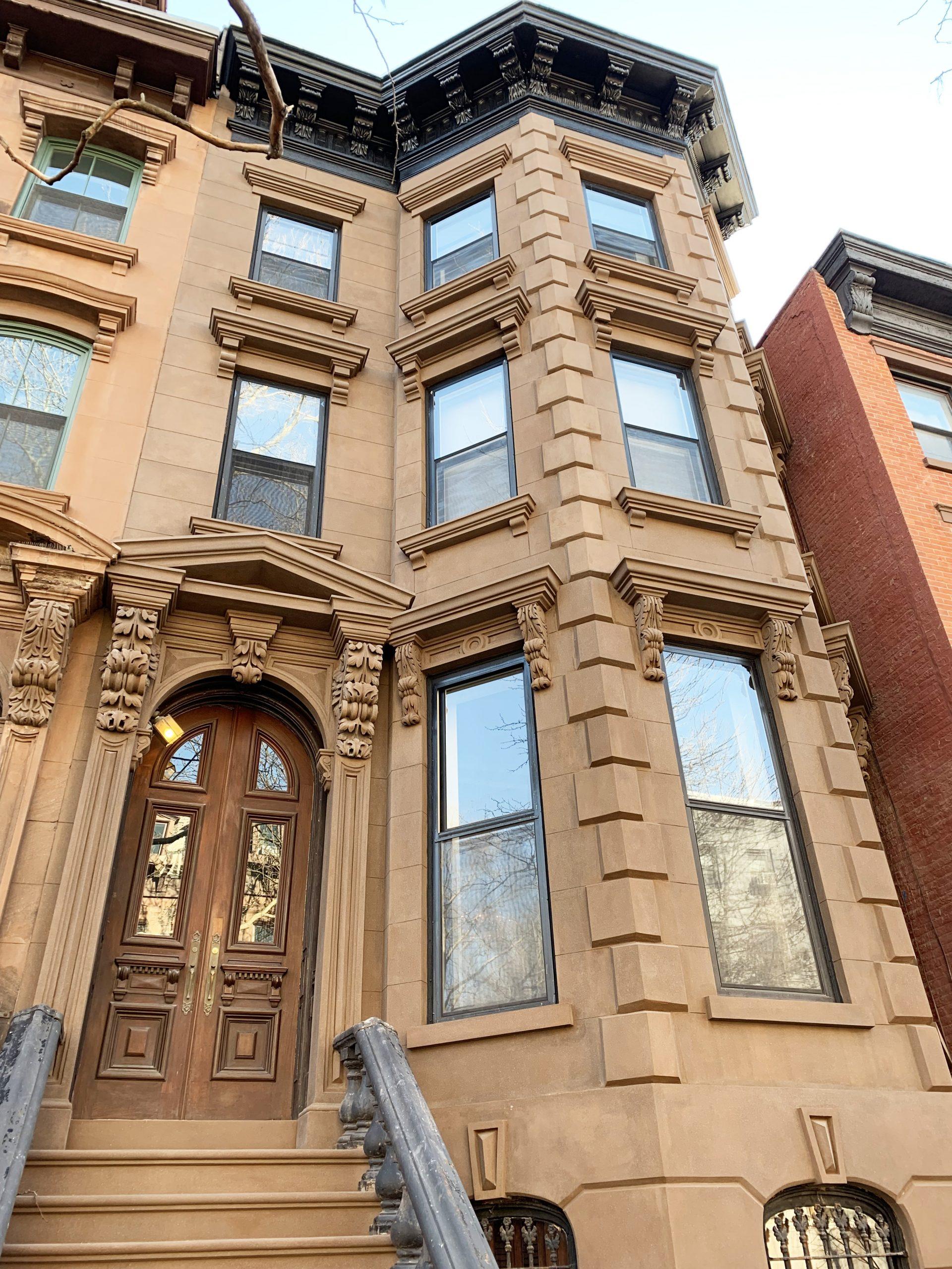 Brownstone Restoration on Brooklyn