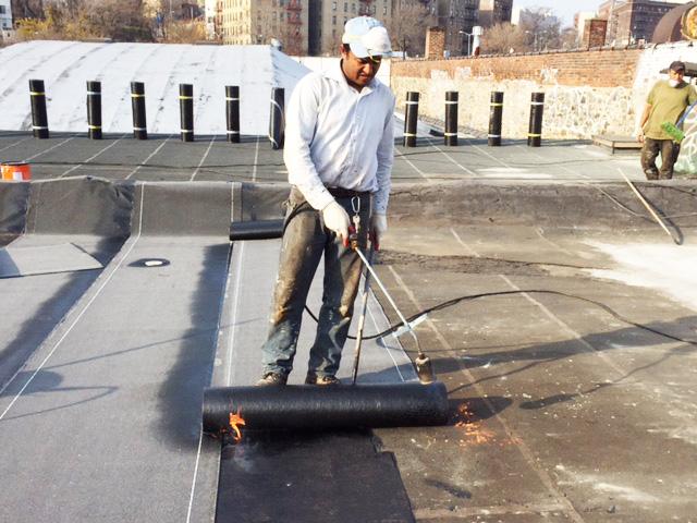 Roofing Work Brooklyn