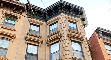 Brownstone Restoration in Brooklyn