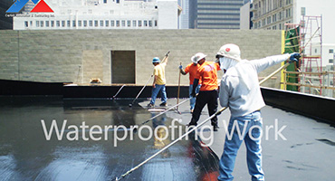 Waterproofing work in Brooklyn