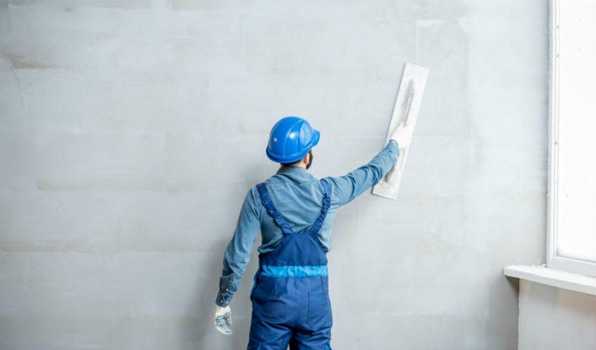Plastering Work Contractor